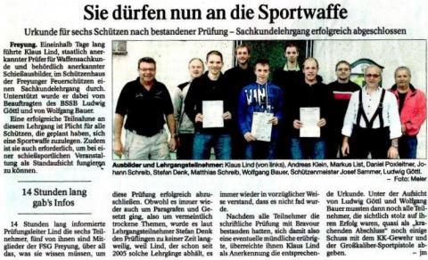 Passauer Neue Presse aus September 2014