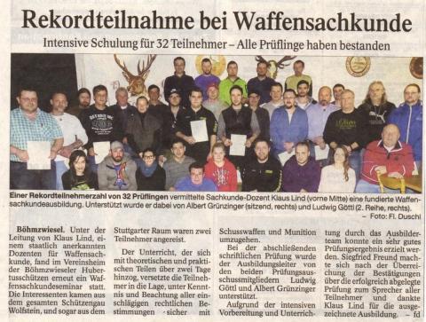 Passauer Neue Presse aus Februar 2017
